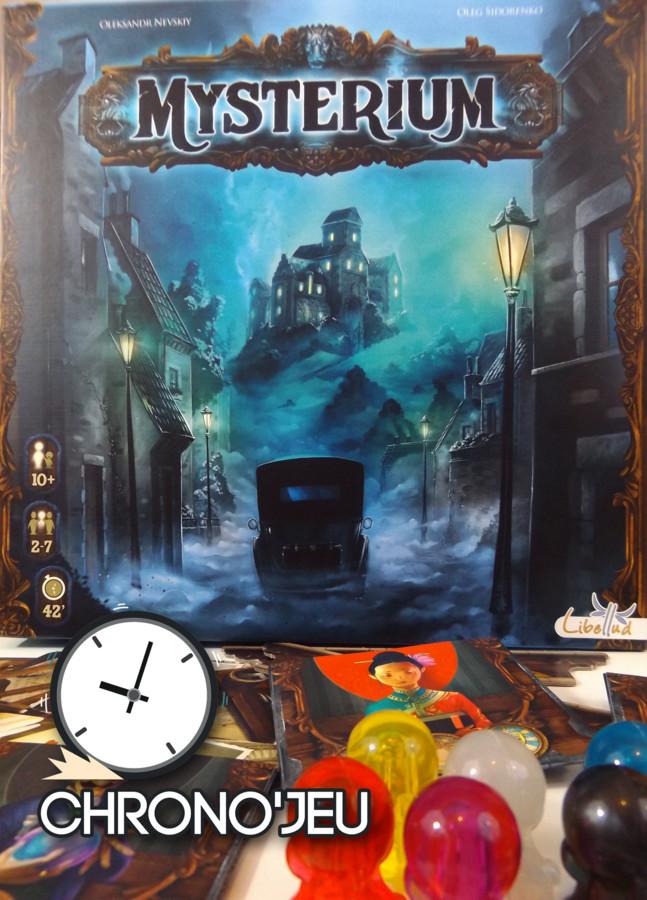 chrono'jeu : Mystérium