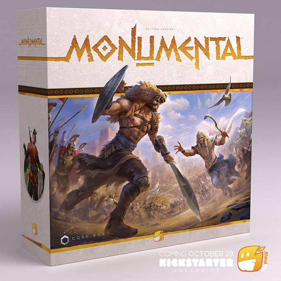 Monumental sur Kickstarter 4a587cb8d944920310e01a2e2fa11d708d5fa42facfa3a7757f18570e260