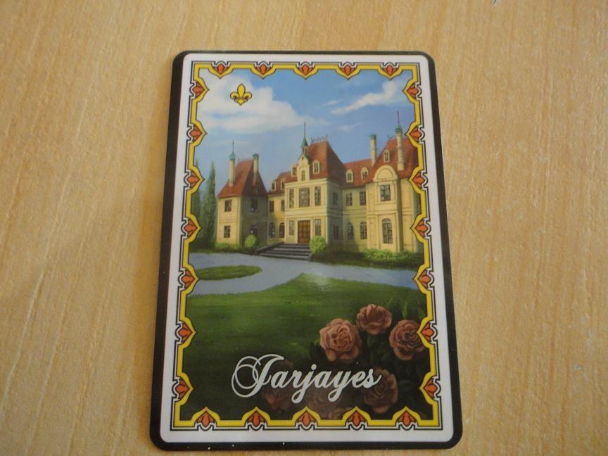Jarjais: Un jeu de société sur la conspiration de l'oeillet! A1abe7b7d5146a2967f1878695f0801b033c
