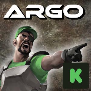 Argo passe aux figurines