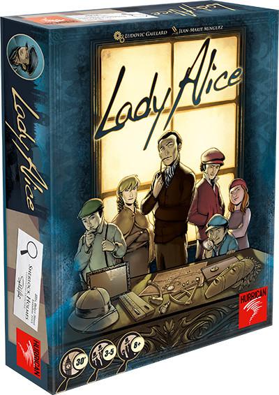 Mais où est passée Lady Alice ?