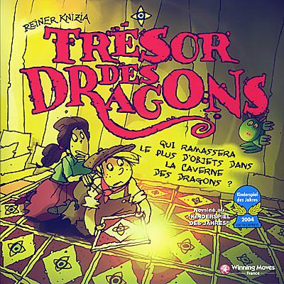 Le trésor des dragons de Knizia est de retour