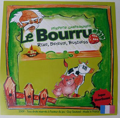 Le bourru : un jeu vache