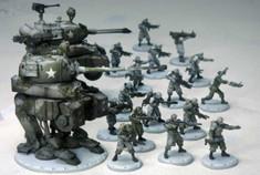 Dust Tactics - Édition révisée