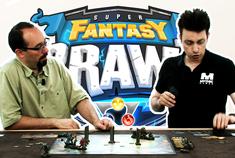 Super Fantasy Brawl , de l'explipartie !