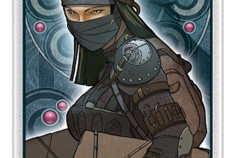 Koryŏ: card espion
