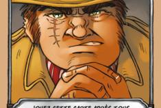 """Desperados of Dice Town: carte """"Intimidation"""""""