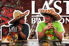 Last Bastion , de la vidéo en plus !
