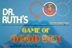 Dr Ruth's Game of Good Sex