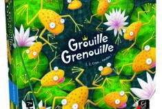 Grouille Grenouille: