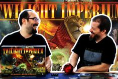 Twilight Imperium [Quatrième édition], de l'explication !
