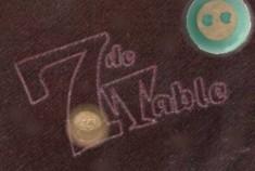 7 de Table