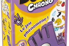 La boite en 3D de dobble Chrono