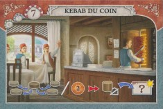 Istanbul - Extension 'Kebab du coin'