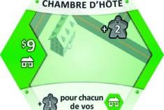 """La tuile """"Chambre d'hôte"""""""
