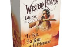 Western Legends : Le Bon, La Brute et Le Charmeur