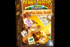 Penny Papers Adventures: L'île aux Crânes