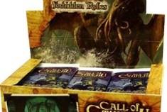 Call of Cthulhu CCG : Forbidden Relics