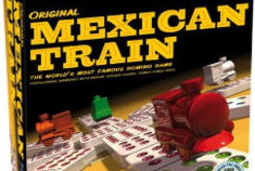 Train Mexicain - dominos double douze