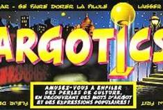 Argotics
