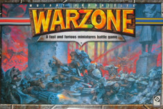Warzone - Seconde Edition