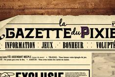 [Gazette Pixie #001] Les sorties de la Rentrée !