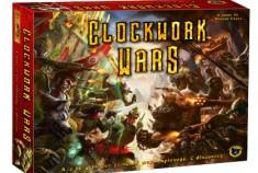 Clockwork Wars: box
