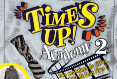 Time's Up ! Academy II: front