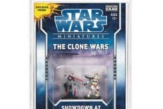 Star Wars Miniatures : The clone Wars : Map Pack : Showdown at Teth Palace