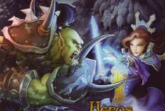 World of Warcraft JCC - Héros d