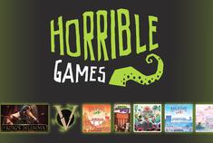 Horrible Games : ce qui va nous arriver de l'outre-alpin