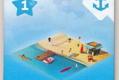 """Quadropolis - Tuile bonus""""Front de Mer"""""""