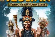 Tzolk'in : Tribus et Prophéties: couverture