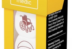Rory's Story Cubes - Medic: