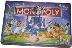 Monopoly - Edition Disney