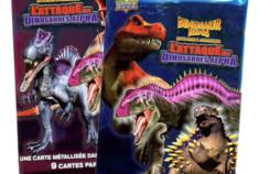 Dinosaur King - Booster L