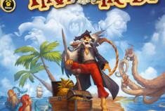 Piña Pirata: front
