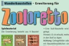 Zooloretto: chantiers de construction