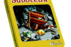 Saboteur - Boîte Métal