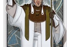 Koryŏ: card prêtre