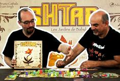 Ishtar: Les Jardins de Babylone , de la vidéo en plus !