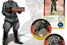 V-Commandos : Resistance - Espion