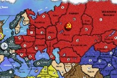 Axis & Allies : East & West