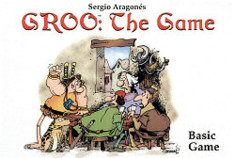Groo - the Game
