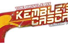 The Battle at Kemble's Cascade: logo fr