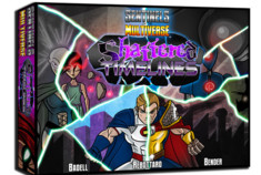 Sentinels of the Multiverse : Shattered Timelines: