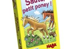 Saute petit poney: