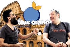 Blue Orange Gathering : week-end à Rome, de le papotache !