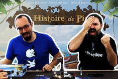 Une Histoire de Pirates, de l'explipartie !