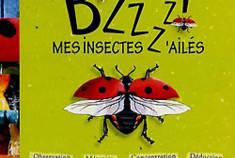 Bzzz mes Insectes z'ailés